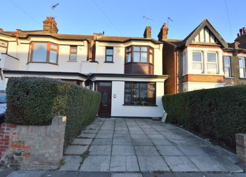 Thumbnail 3 bedroom end terrace house for sale in Lovelace Gardens, Southend-On-Sea