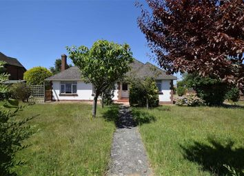 Thumbnail 3 bedroom detached bungalow for sale in Barton Court Avenue, Barton On Sea, New Milton