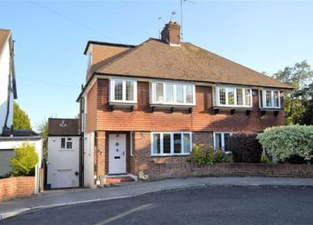 The Greens Close, Loughton IG10. 4 bed semi-detached house