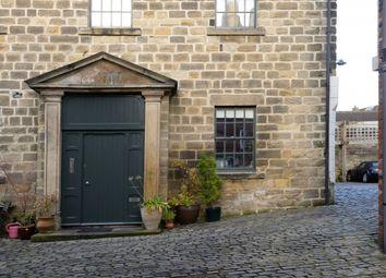 Thumbnail 2 bed maisonette for sale in Chapel Court, Knaresborough, North Yorkshire