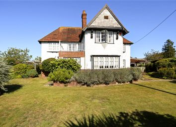 Thumbnail 4 bedroom detached house for sale in South Road, Alresford, Hampshire