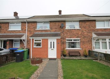 Thumbnail 3 bed terraced house for sale in Thorn Close, Spennymoor