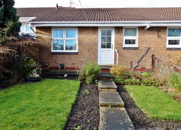 Thumbnail 2 bed bungalow for sale in Millne Court, Bedlington