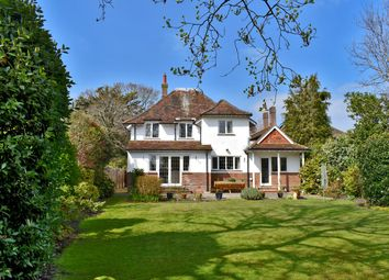 Thumbnail 4 bed detached house for sale in Milford Road, Lymington