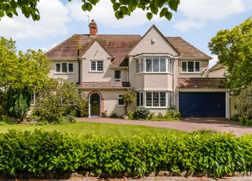 Thumbnail 5 bed property for sale in Brueton Avenue, Solihull