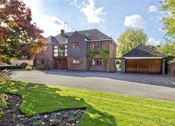 Thumbnail 5 bed detached house for sale in Shottery Village, Shottery, Stratford-Upon-Avon, Warwickshire