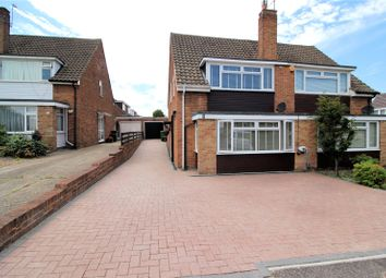 Thumbnail 3 bed semi-detached house for sale in Meyer Road, Northumberland Heath, Kent