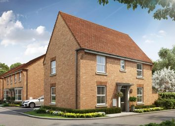 "Thumbnail 3 bed semi-detached house for sale in ""Hadley"" at Clinton Avenue, Luton"