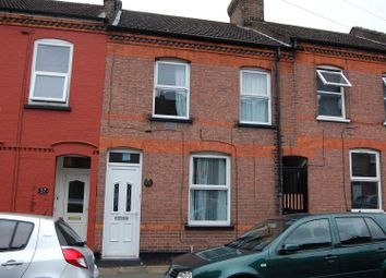 Thumbnail 5 bed terraced house to rent in Cambridge Street, Luton
