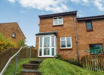 Thumbnail 2 bed semi-detached house for sale in Lime Close, Minehead