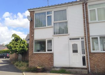 Thumbnail 2 bedroom end terrace house to rent in Northcroft, Sudbury