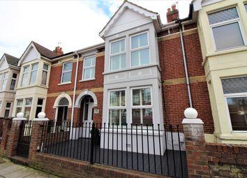4 bed terraced house for sale in Meredith Road, Portsmouth PO2