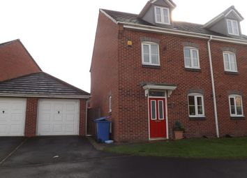Thumbnail 3 bed property to rent in Keepers Wood Way, Gillibrand North, Chorley