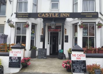 Thumbnail Pub/bar for sale in Parciau Terrace, Criccieth