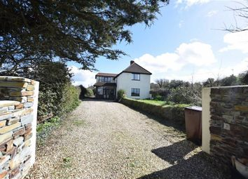 Thumbnail 4 bed detached house for sale in Combe Lane, Widemouth Bay, Bude