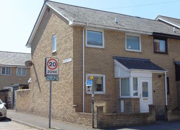 Thumbnail 2 bed end terrace house to rent in Church Street, Amble, Morpeth