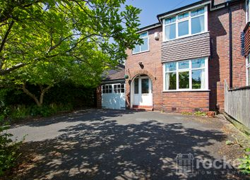 Thumbnail 3 bed semi-detached house to rent in St Georges Avenue, Wolstanton, Newcastle Under Lyme
