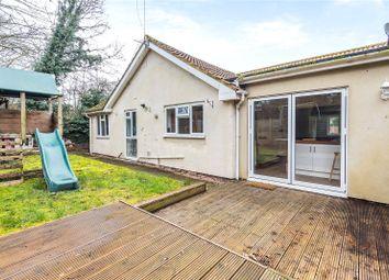 Thornton End, Holybourne, Alton GU34. 3 bed bungalow for sale