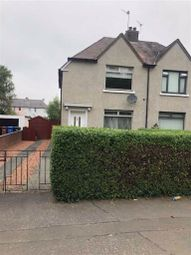 Thumbnail 2 bed semi-detached house for sale in Dalgrain Road, Grangemouth