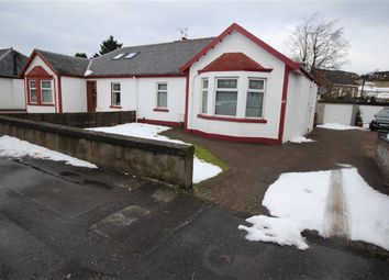Thumbnail 2 bed semi-detached bungalow for sale in Inverkip Road, Greenock, Renfrewshire