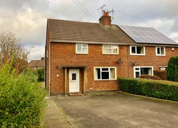 Thumbnail 3 bed semi-detached house for sale in Brook Close, Alfreton