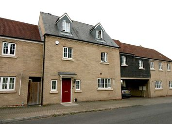 Thumbnail 5 bed terraced house for sale in Myrtle Drive, Burwell, Cambridge