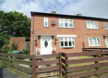 Thumbnail 2 bed semi-detached house for sale in Ranson Crescent, South Shields