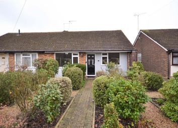 Thumbnail 2 bed semi-detached bungalow for sale in Arnolds Avenue, Hutton, Brentwood