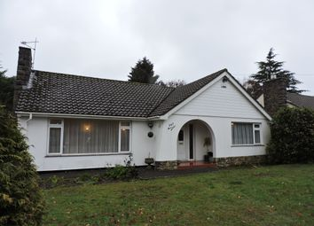 Thumbnail 2 bed detached bungalow to rent in Wimborne Road East, Ferndown