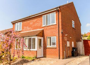 Thumbnail 2 bed semi-detached house to rent in Southway Crescent, Yeovil