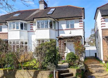 Thumbnail 5 bed semi-detached house to rent in Park Drive, London