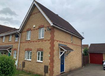 3 bed end terrace house to rent in Bardsey Court, Monkston, Milton Keynes MK10