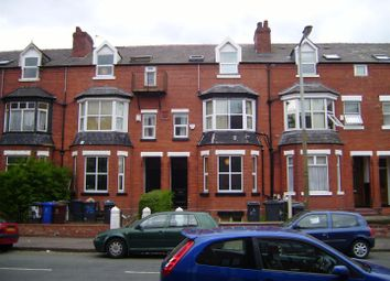 Thumbnail 9 bedroom property to rent in Egerton Road, Fallowfield, Manchester