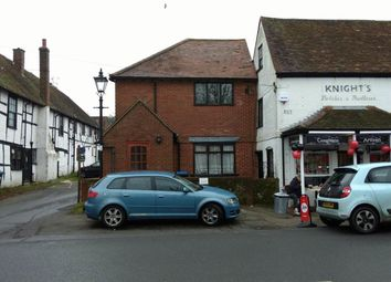 Thumbnail 2 bed country house to rent in High Street, Godstone