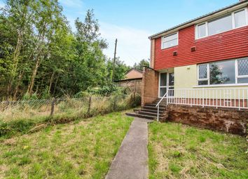 Thumbnail 3 bed end terrace house for sale in Pontygof, Brynmawr, Ebbw Vale