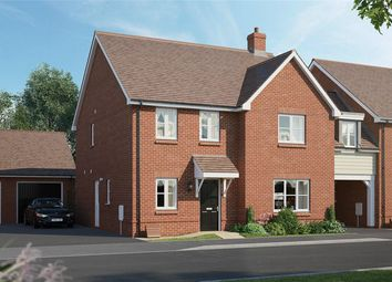 Thumbnail 4 bed detached house for sale in The Oakford, Meadow Croft, Houghton Conquest