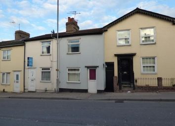 Thumbnail 2 bed terraced house for sale in Colchester, Essex