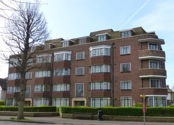 Thumbnail 2 bed flat for sale in Brittany Court, New Church Road, Hove
