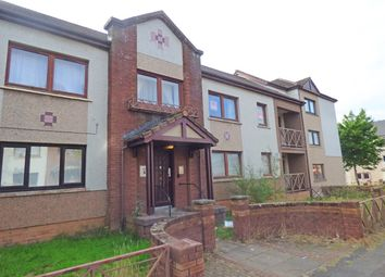 Thumbnail 2 bed flat for sale in Dalriada Crescent, Motherwell
