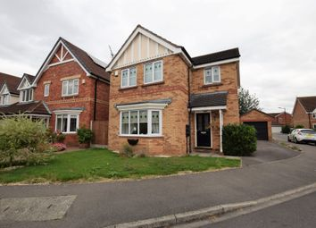 Thumbnail 3 bed detached house to rent in Shooters Hill Drive, Rossington, Doncaster