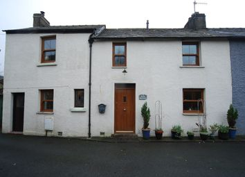 Thumbnail 3 bed semi-detached house for sale in Low Beckside, Beckside, Kirkby-In-Furness, Cumbria