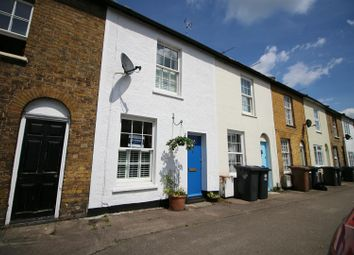 Thumbnail 2 bed terraced house for sale in The Bourne, Ware
