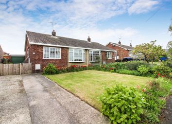 Thumbnail 2 bed semi-detached bungalow for sale in Westgate Meadows, Nafferton, Driffield