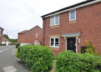 Thumbnail 3 bed semi-detached house for sale in Wilson Gardens, West Wick, Weston-Super-Mare