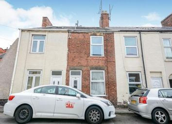 Thumbnail 2 bed terraced house for sale in Alma Street West, Chesterfield, Derbyshire