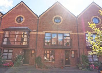 Thumbnail 3 bed mews house for sale in Wellowgate Mews, Grimsby