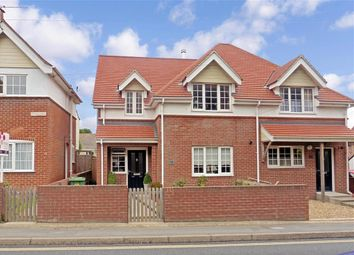 Thumbnail 2 bed semi-detached house for sale in The Avenue, Totland Bay, Isle Of Wight