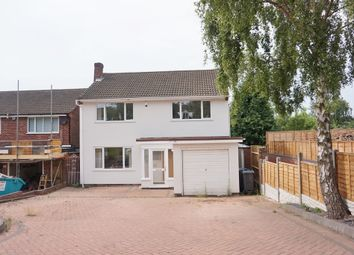 Thumbnail 3 bed detached house for sale in Honeyborne Road, Sutton Coldfield