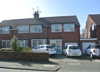 Thumbnail 4 bed semi-detached house for sale in Camphill Road, Woolton, Liverpool