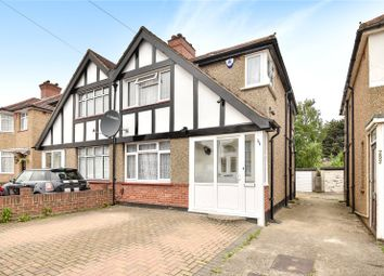Thumbnail 3 bed semi-detached house for sale in Woodlands Avenue, Eastcote, Middlesex